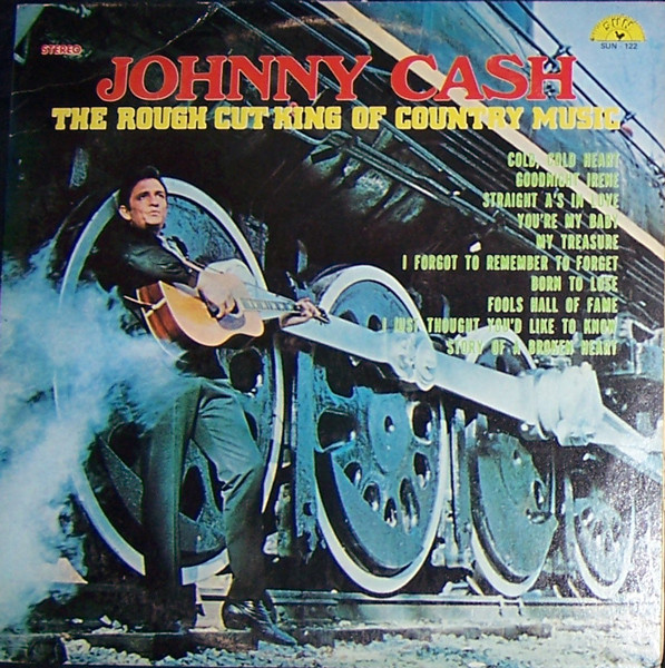 Cash, Johnny The Rough Cut King Of Country Music Vinyl