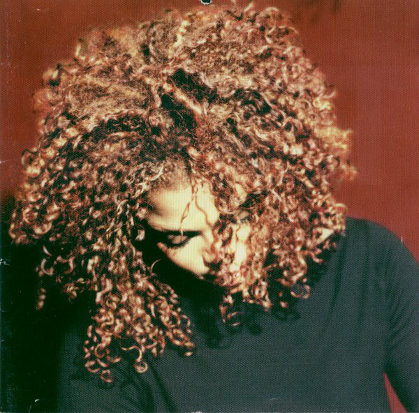 Jackson, Janet The Velvet Rope CD