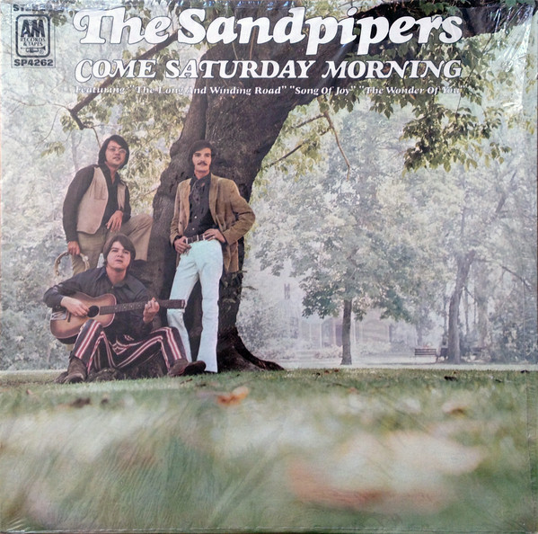 The Sandpipers Come Saturday Morning Vinyl