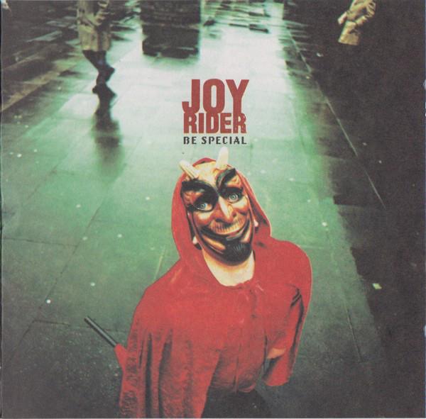 Joy Rider Be Special CD