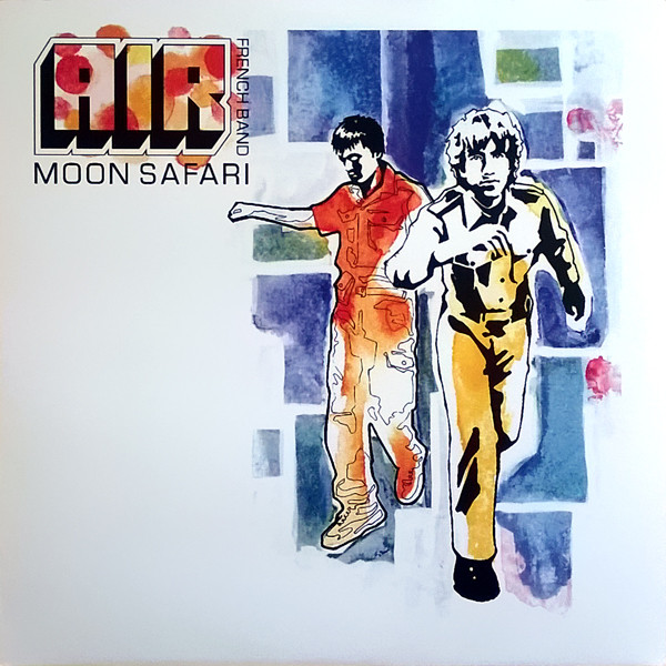 Air Moon Safari Vinyl