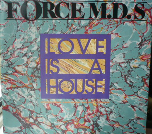 Force M.D.S Love Is A House Vinyl