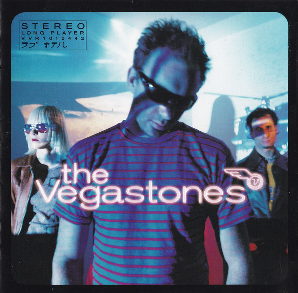 Vegastones (The) Love Hotel CD
