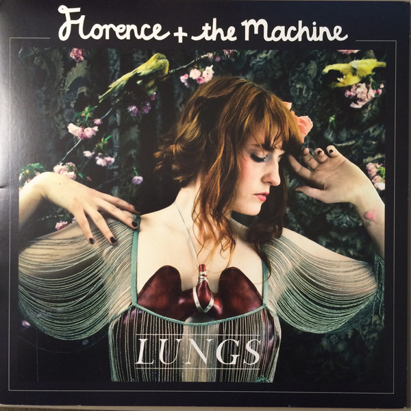 Florence And The Machine Lungs Vinyl