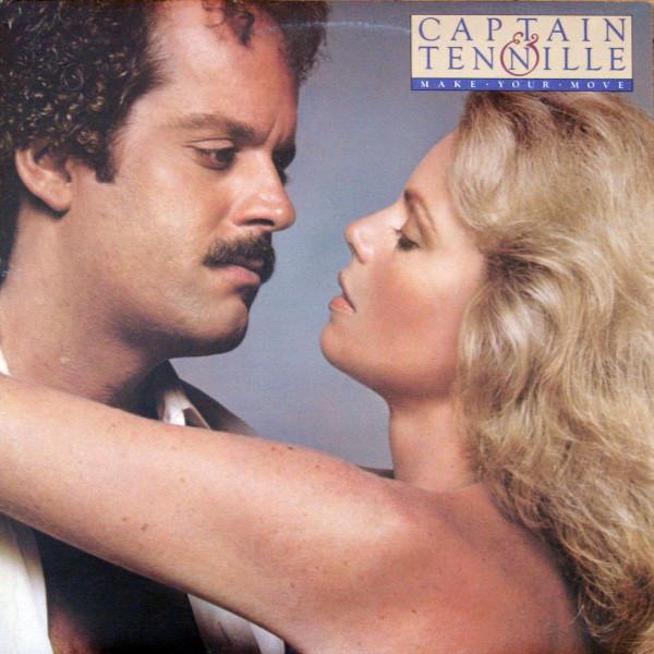 Captain & Tennille Make Your Move Vinyl
