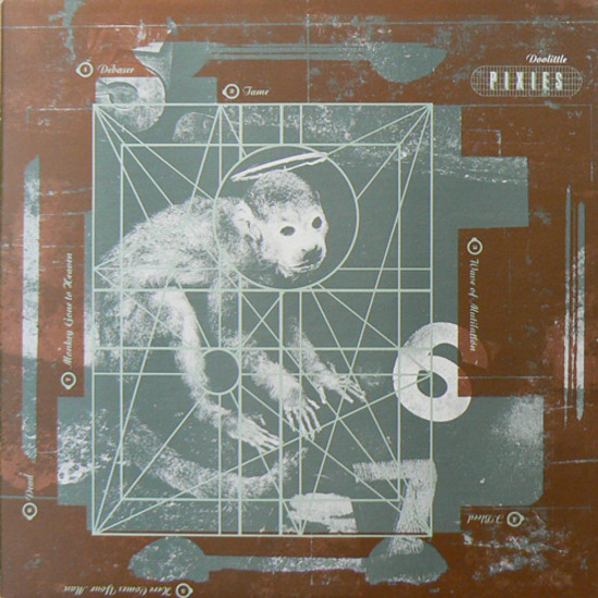 Pixies Doolittle Vinyl