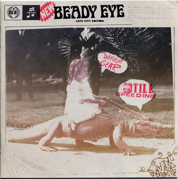 Beady Eye Different Gear, Still Speeding