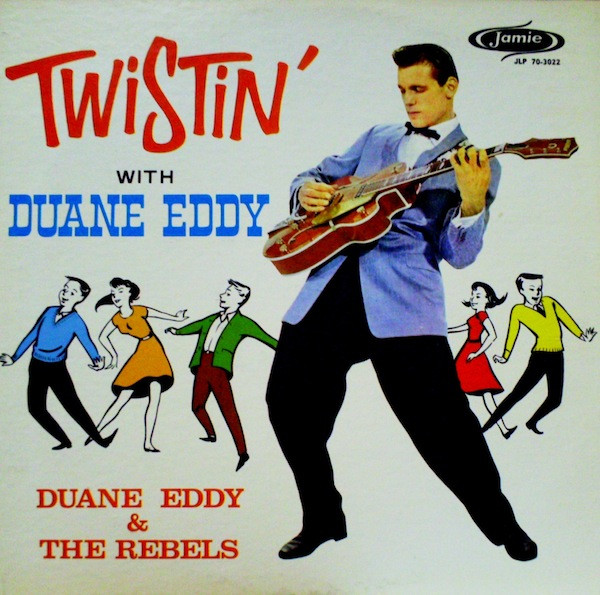 Eddy, Duane Twistin With Duane Eddy