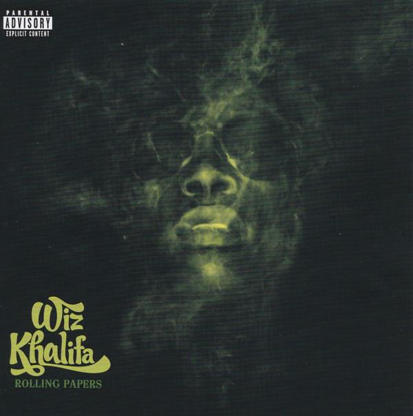 Wiz Khalifa Rolling Papers CD