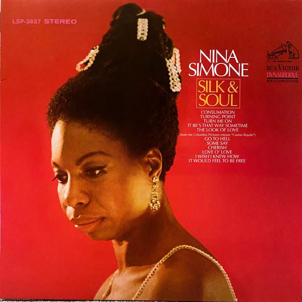 Nina Simone Silk & Soul Vinyl
