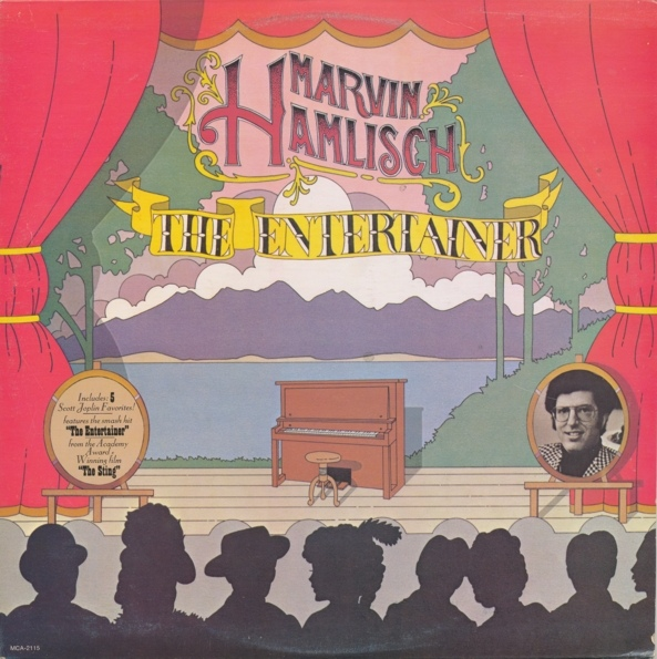 Hamlisch, Marvin The Entertainer Vinyl