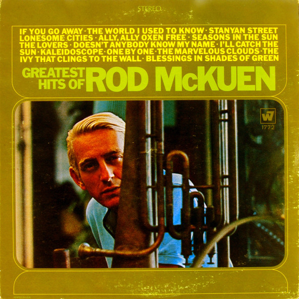 McKuen, Rod Greatest Hits Of Rod McKuen