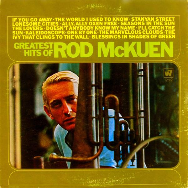 McKuen, Rod Greatest Hits Of Rod McKuen
