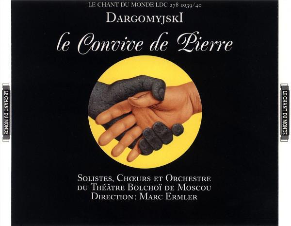 Dargomyjski, Alexandre Le Convive De Pierre
