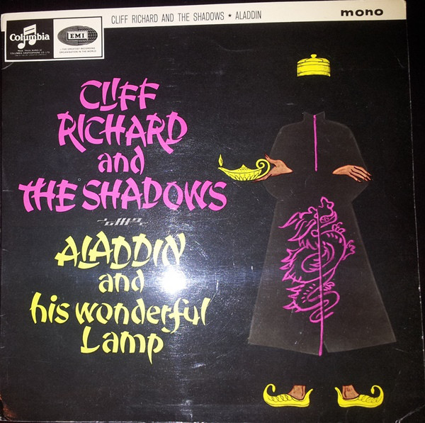 Richard, Cliff And The Shadows Aladin And His Wonderful Lamp