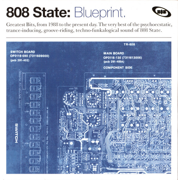 808 State Blueprint