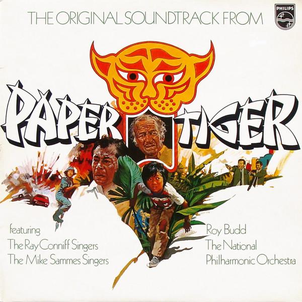 Paper Tiger Roy Budd Vinyl