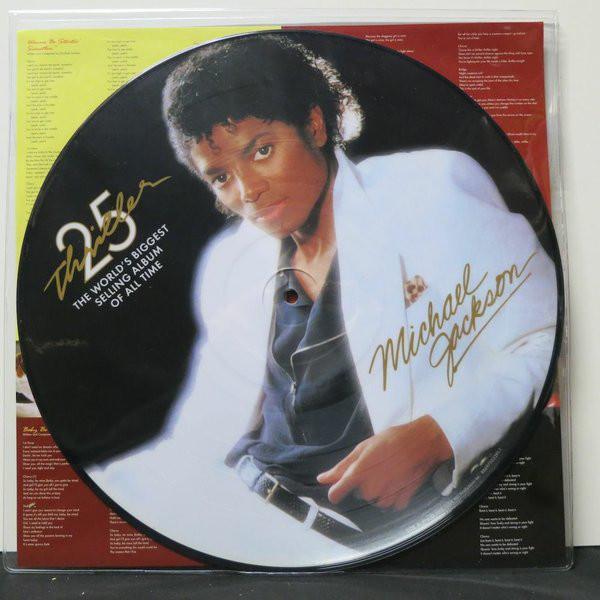 Jackson, Michael Thriller 25