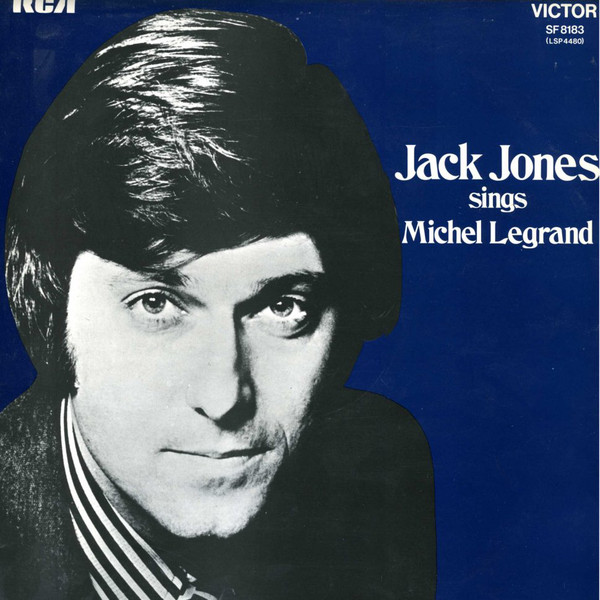 Jones, Jack Jack Jones Sings Michel Legrand Vinyl