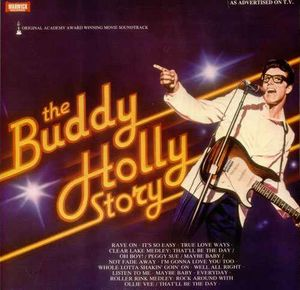 Soundtrack The Buddy Holly Story Vinyl