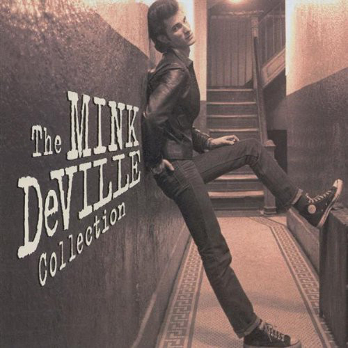 DeVille, Mink Cadillac Walk - The Mink DeVille Collection CD