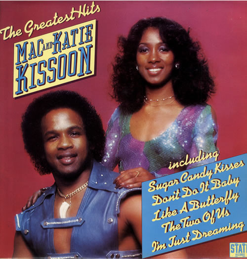 Mac And Katie Kissoon The Greatest Hits