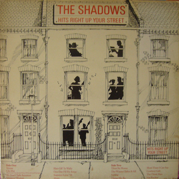 The Shadows Hits Right Up Your Street Vinyl