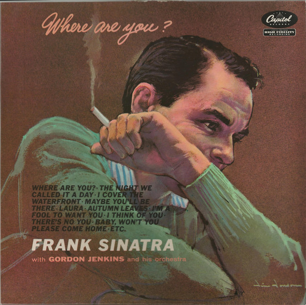 Sinatra, Frank Where Are You