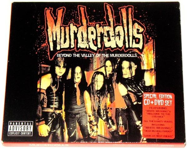 Murderdolls Beyond The Valley Of The Murderdolls Vinyl