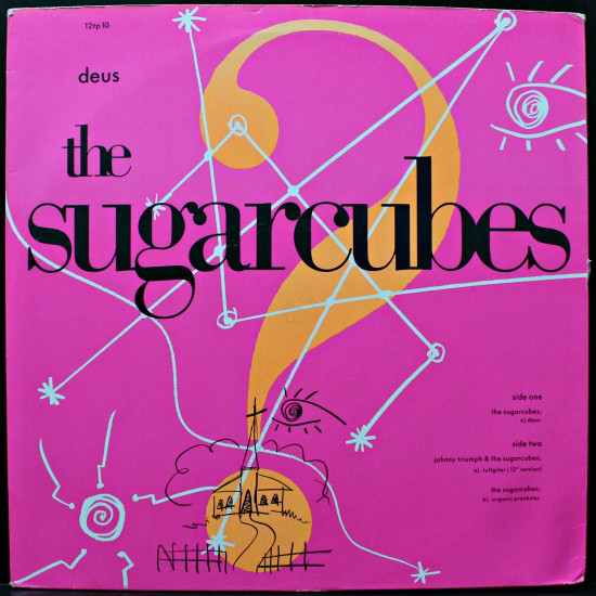 The Sugar Cubes  Deus