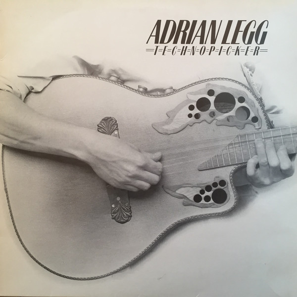 Legg, Adrian Technopicker Vinyl