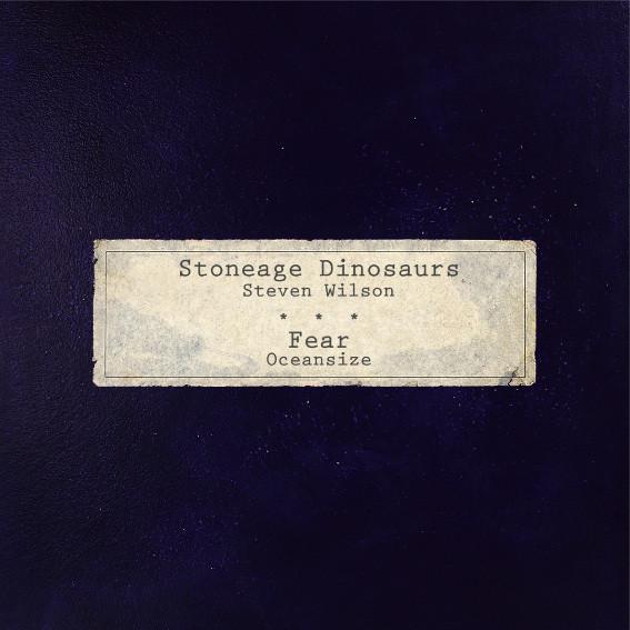 Wilson, Steven / Oceansize Stoneage Dinosaurs/Fear  Vinyl
