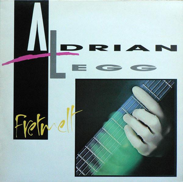 Adrian Legg Fretmelt  Vinyl