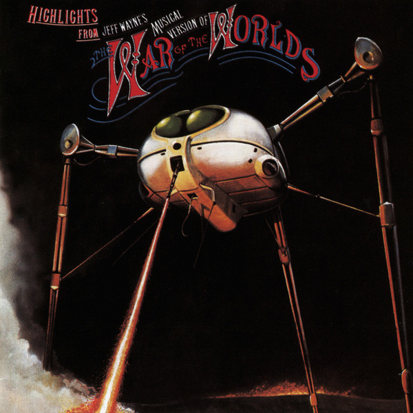 Wayne, Jeff Highlights From Jeff Wayne's Musical Version Of The War Of The Worlds CD
