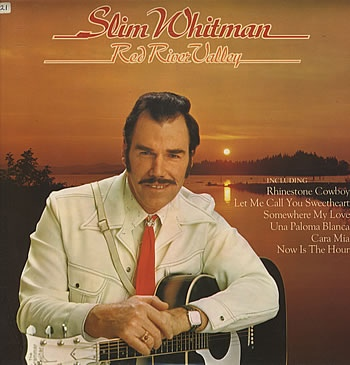 Whitman, Slim Red River Valley Vinyl