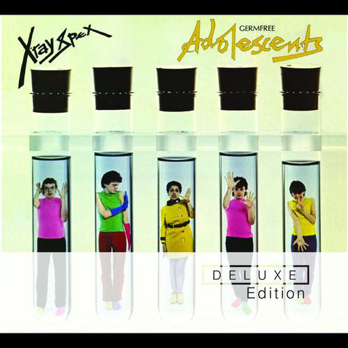 X-Ray Spex Germfree Adolescents CD