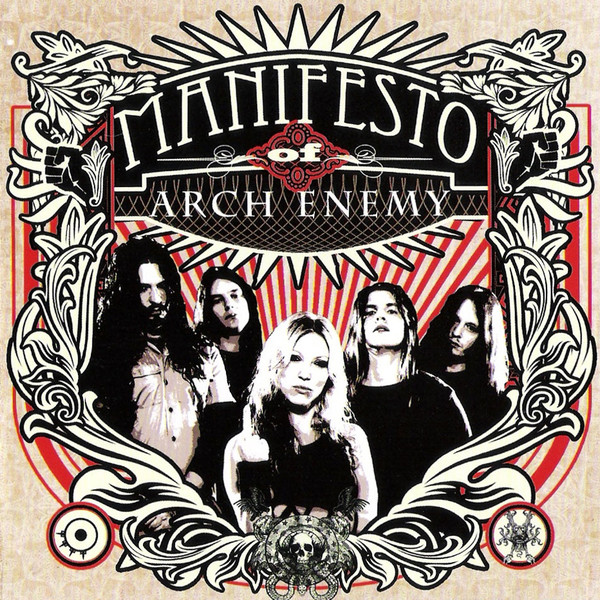 Arch Enemy Manifesto Of Arch Enemy CD