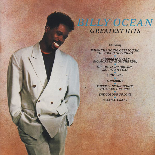 Ocean, Billy Greatest Hits CD