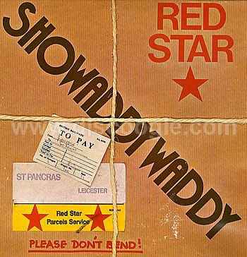 Showaddywaddy Red Star