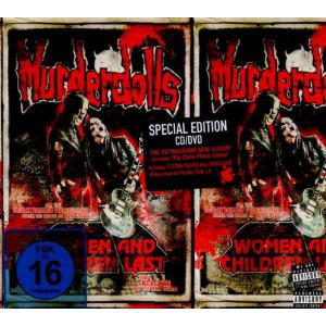 Murderdolls Woman And Children Last