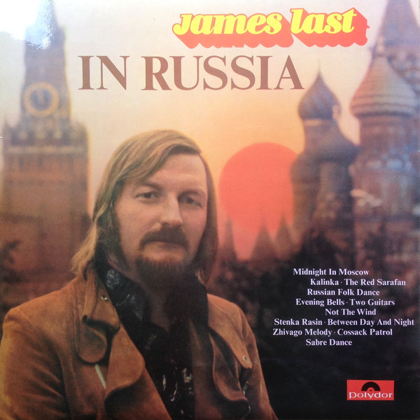Last, James James Last In Russia Vinyl