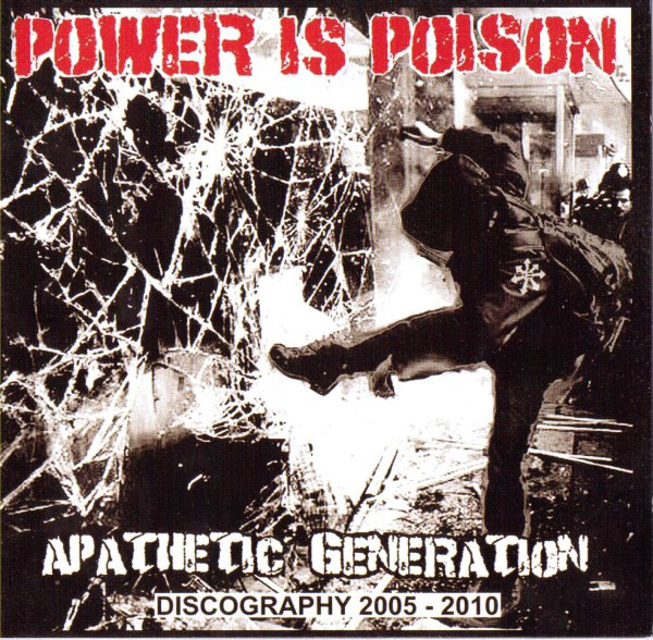 Power Is Poison Apathetic Generation