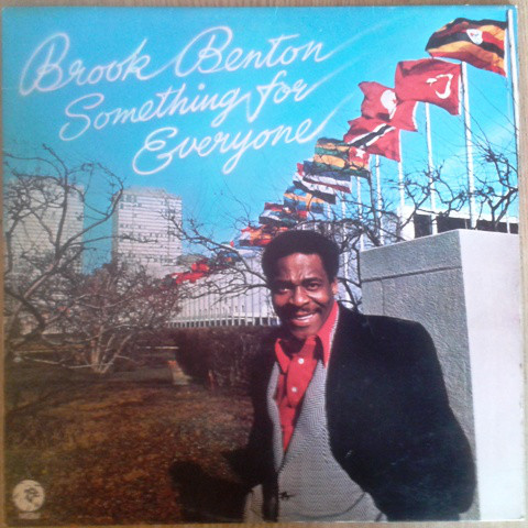 Benton, Brook Something For Everyone Vinyl