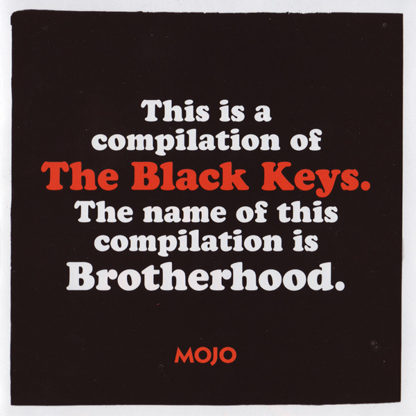 Various Artists Brotherhood