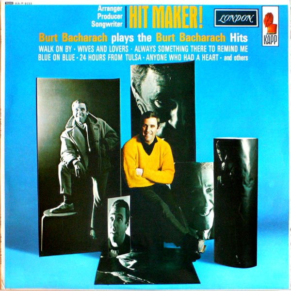 Bacharach, Burt Hit Maker !