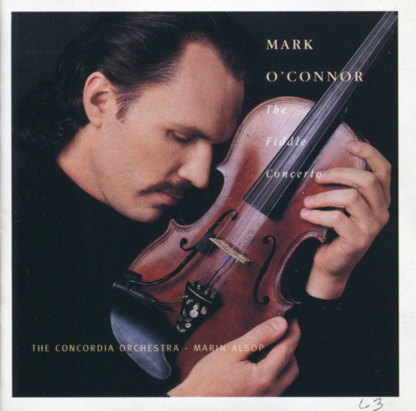 O'Connor, Mark - The Concordia Orchestra, Martin Alsop The Fiddle Concerto CD