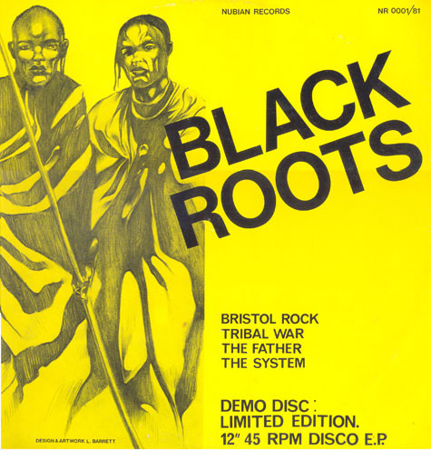 Black Roots  Bristol Rock Vinyl