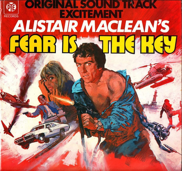 Roy Budd Fear Is The Key (Original Motion Picture Soundtrack)