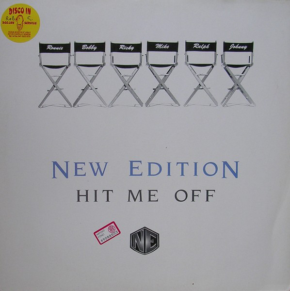 New Edition Hit Me Off