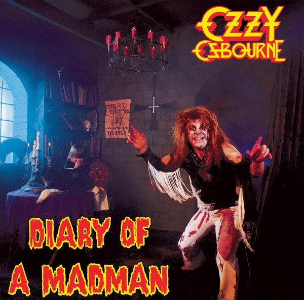 Osbourne, Ozzy Diary Of A Madman